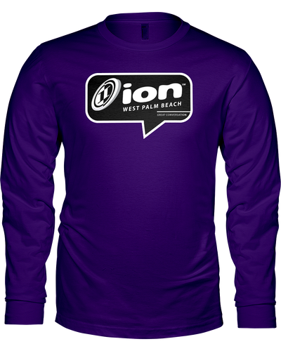 ION West Palm Beach Conversation Long Sleeve Tee