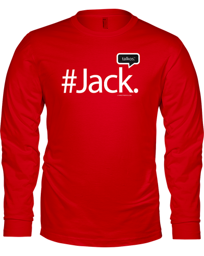 Family Famous Jack Talkos Long Sleeve Tee