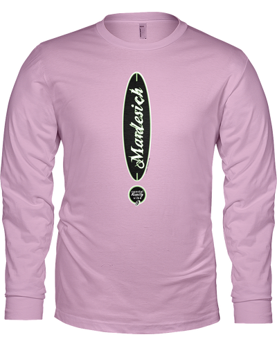 Family Famous Mardesich Surfclaimation Long Sleeve Tee