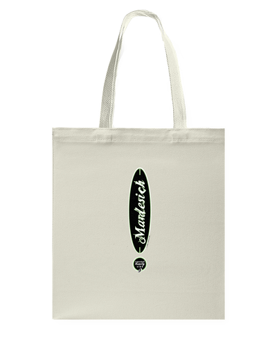 Family Famous Mardesich Surfclaimation Canvas Shopping Tote