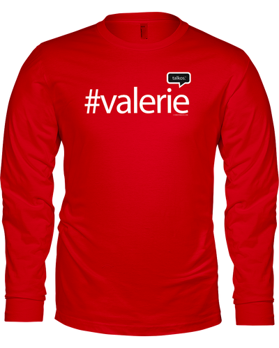 Family Famous Valerie Talkos Long Sleeve Tee