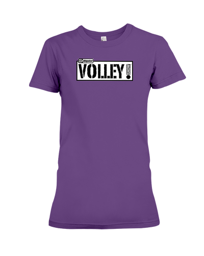 Digster Volley Show™ Logo Ladies Tee