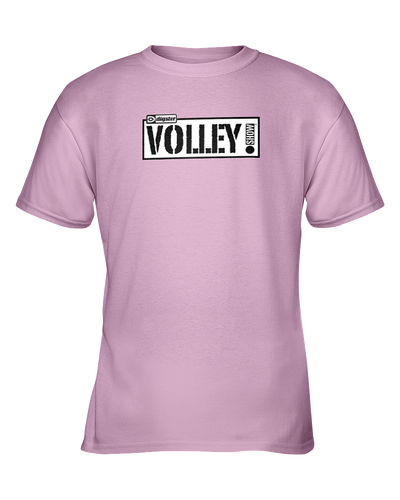 Digster Volley Show™ Logo Youth Tee