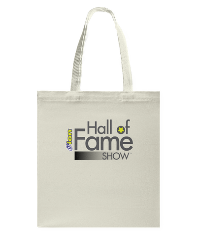 ION Hall of Fame Show™ Canvas Shopping Tote
