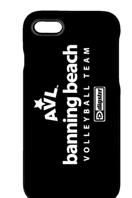 AVL Banning Beach Volleyball Team Issue iPhone 7 Case