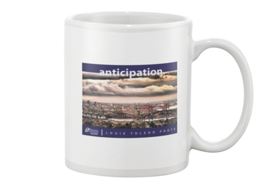 ION San Pedro Toledo Anticipation Beverage Mug