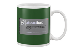 Attraction Behar Memes Beverage Mug