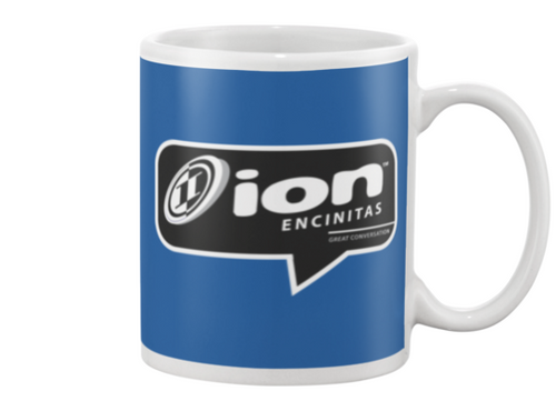 ION Encinitas Conversation Beverage Mug