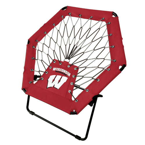 ION Furniture University of Wisconsin Bungee Chair
