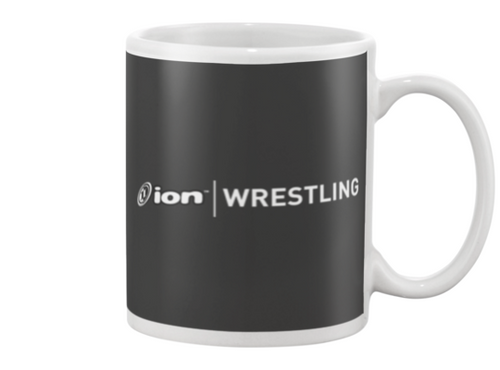 ION Wrestling Beverage Mug