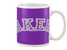 Family Famous Aker Carch Beverage Mug
