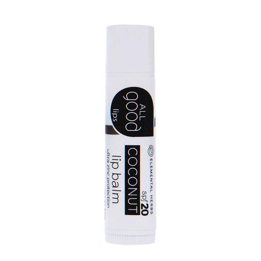 ION Health All Good Lips - Coconut SPF20