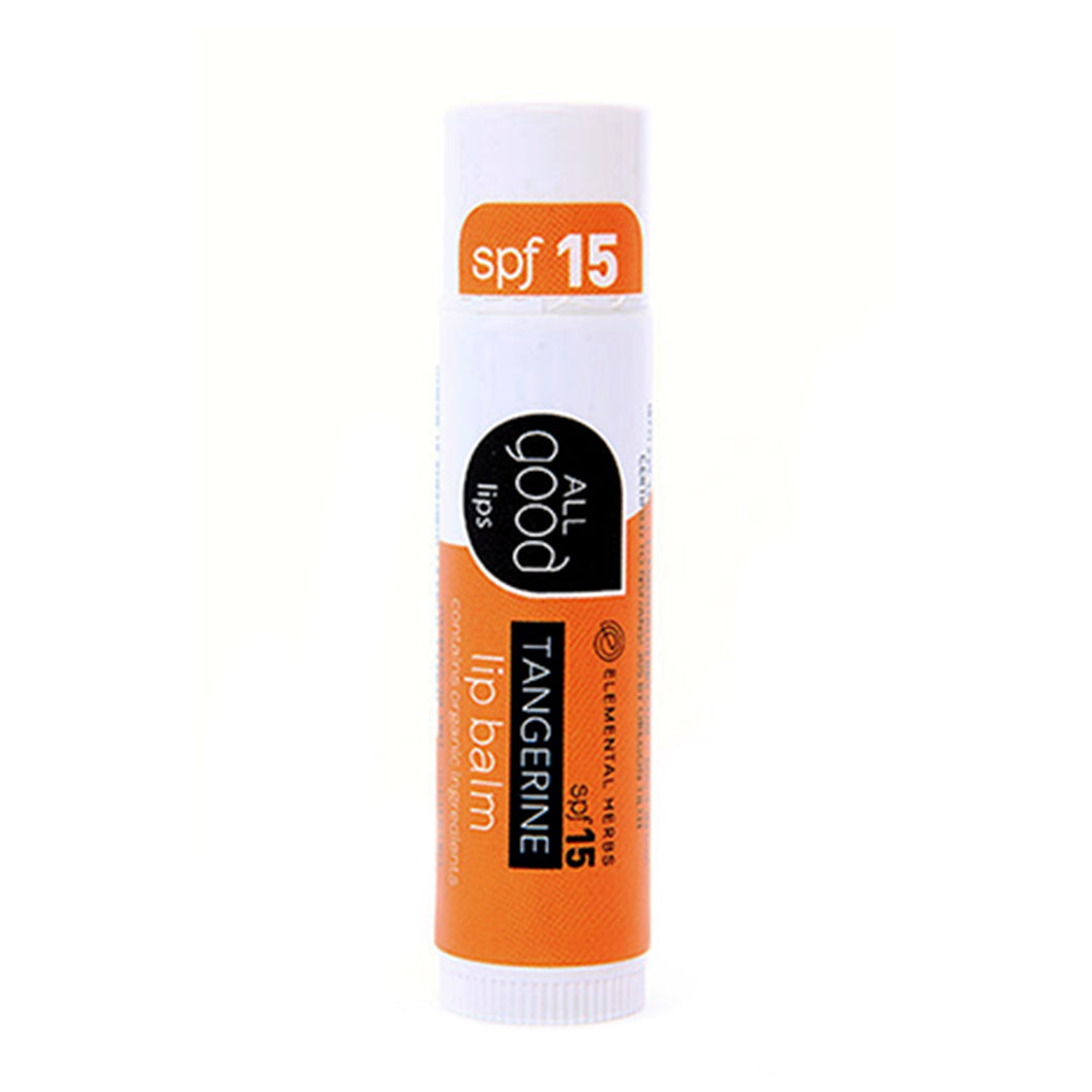 ION Health All Good Lips SPF15 - Tangerine