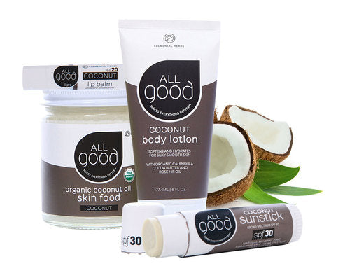 ION Health All Good Coconut Collection