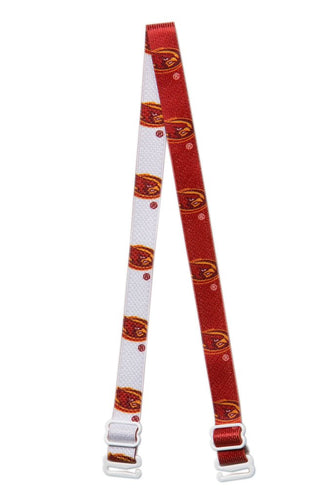 ION College Fashion Fliips™ Iowa State University Cyclones Bra Straps