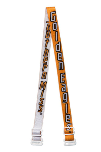 ION College Fashion Fliips™ University Of Southern Mississippi Bra Straps