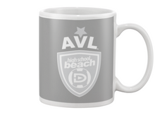 AVL High School Logo WG Beverage Mug