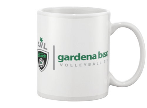 Gardena Beach AVL High School Beverage Mug