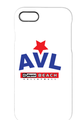 AVL Digster Beach Volleyball Logo iPhone 7 Case