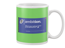Ambition Behar Memes Beverage Mug