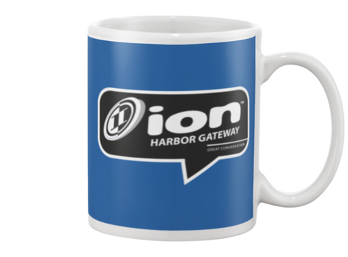 ION Harbor Gateway Conversation Beverage Mug