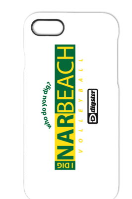 AVL Digster Narbeach iPhone 7 Case