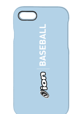 ION Baseball iPhone 7 Case