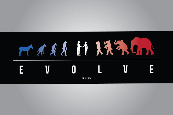 Evolve Sticker 3 Pack Bundle