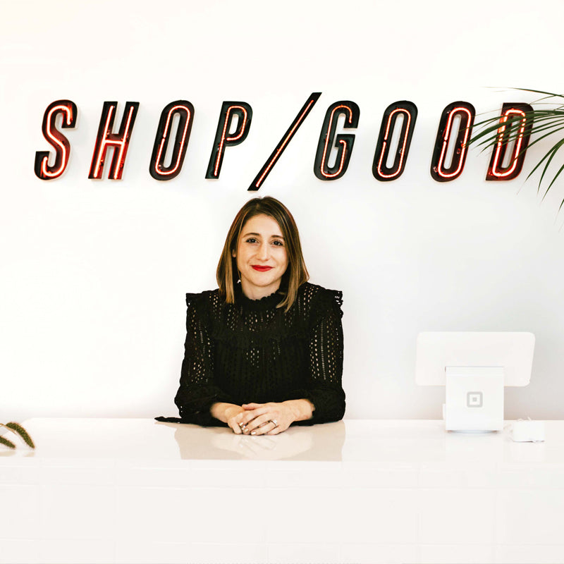LEAH KIRPALANI // SHOP GOOD
