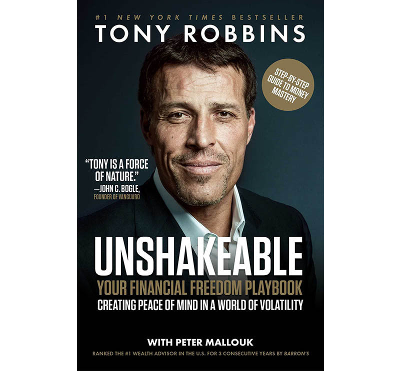 BOOK: UNSHAKEABLE