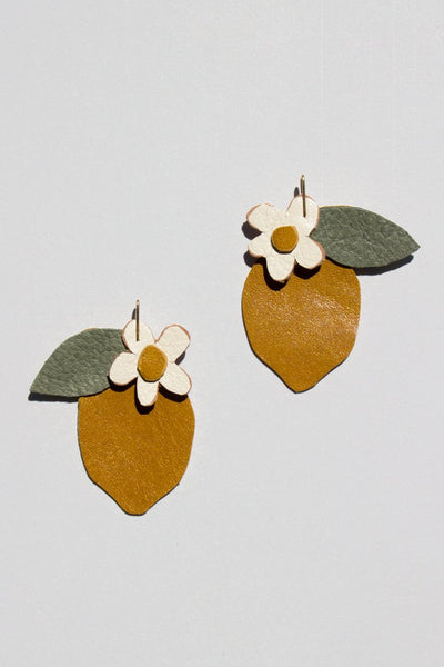 Dear Survivor Fruit Earrings