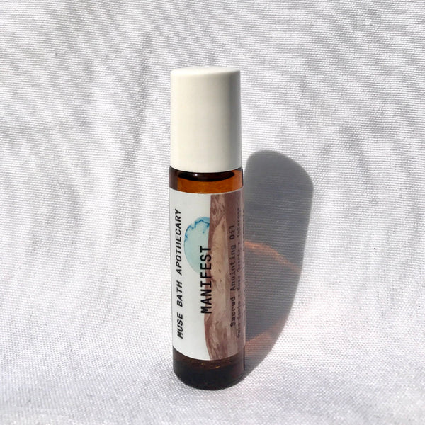 Manifest Natural Perfume Roller