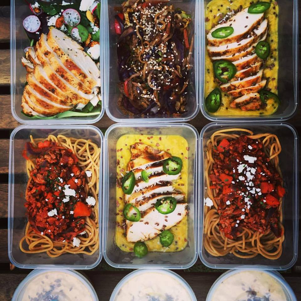 meal prep trial to see our healthy eating meal plan in action