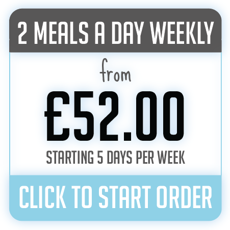 order 2 meals a day. The best way to support sustainable healthy eating with nutrition from garden food prep
