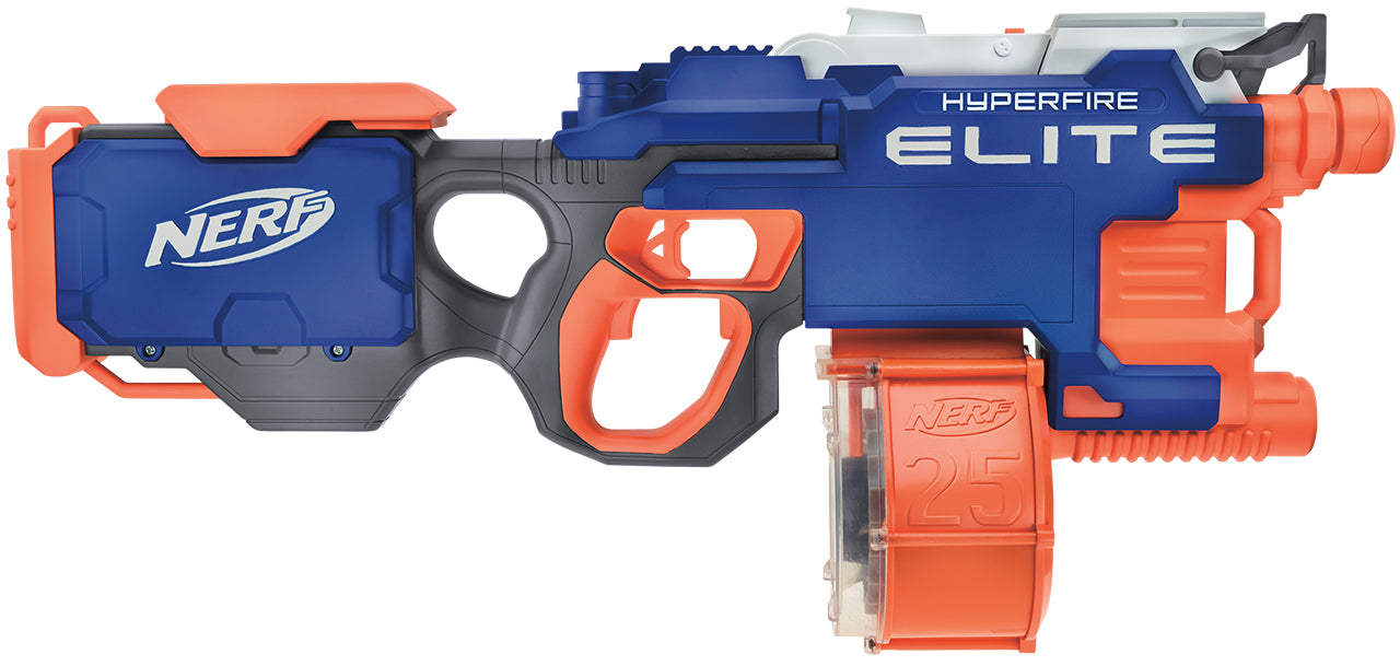 Best High Capacity Nerf Blaster, Hyper Fire