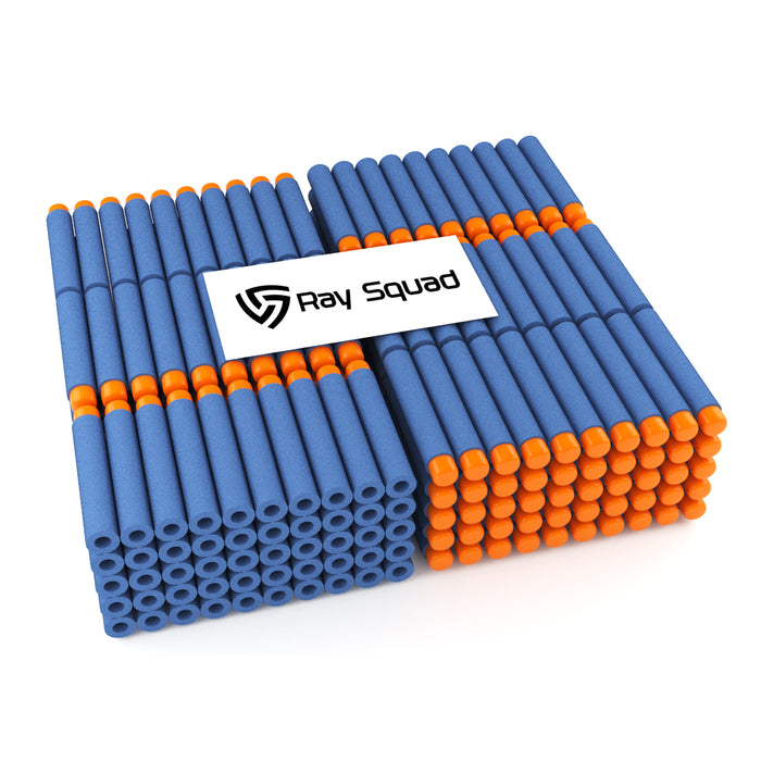 Ray Squad Soft Darts for Nerf N-Strike Elite Series Blasters, 200-Pieces