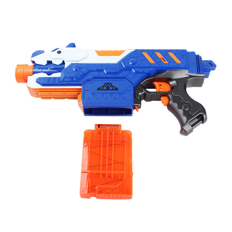 Ray Squad Starter Pack - 1 Short One-Hand Blaster - 20 Darts - 1 Magazine - 1 Target