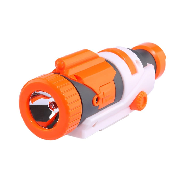 Tactical Flashlight for Nerf Elite Series