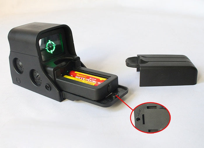 Holographic Scope For Nerf Blaster
