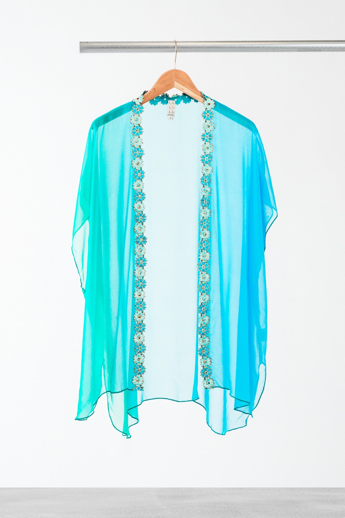 Blue Lagoon Cover Up - La Lo La Clothing