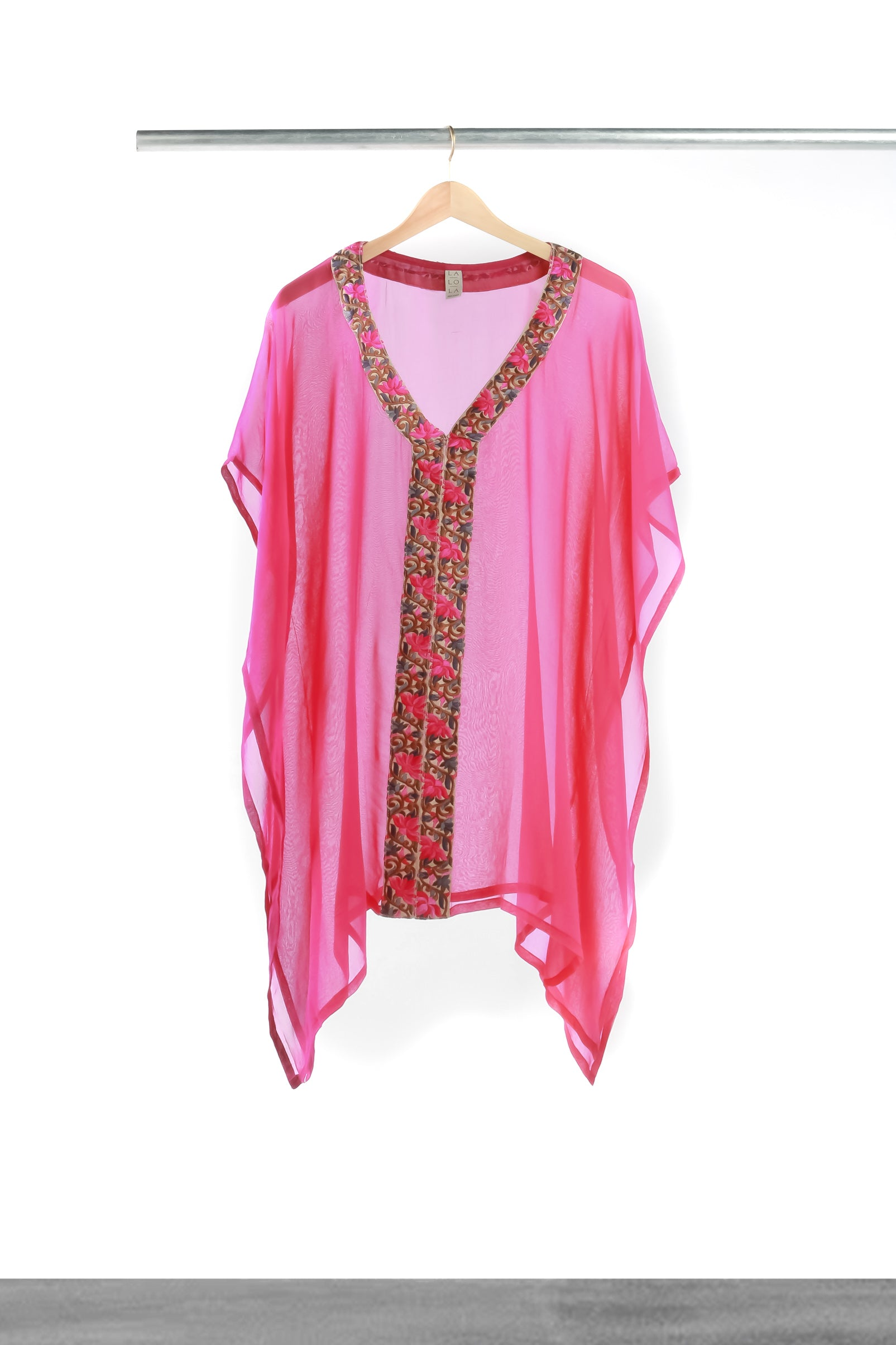 Cranberry Crush Kaftan