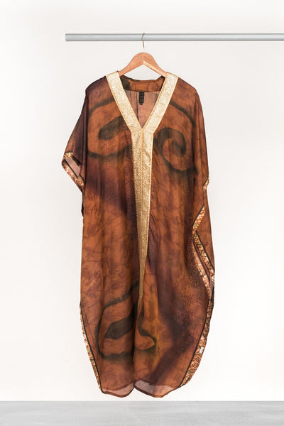 Desert Monsoon Kaftan - La Lo La Clothing