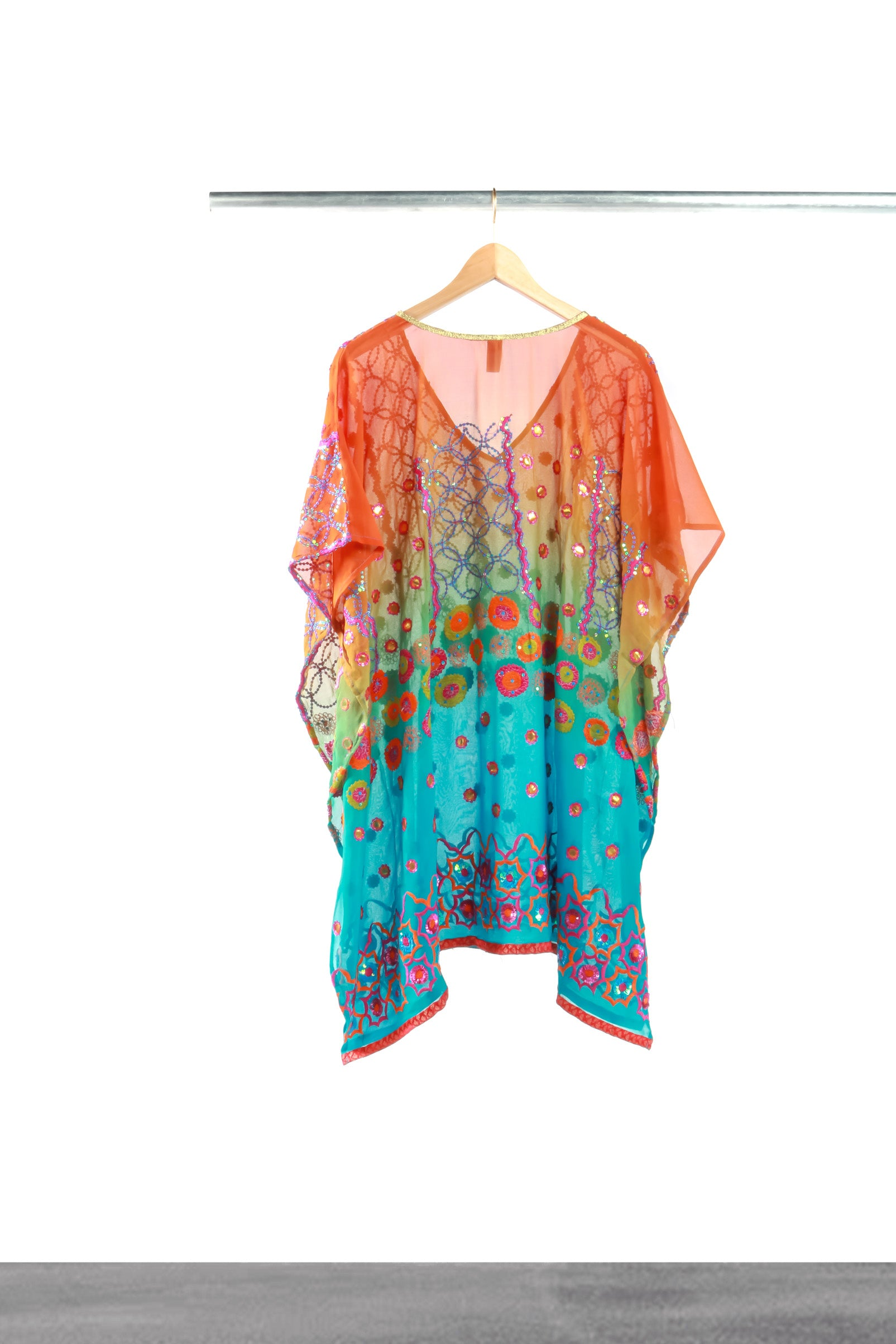 Fun Loving Short Kaftan