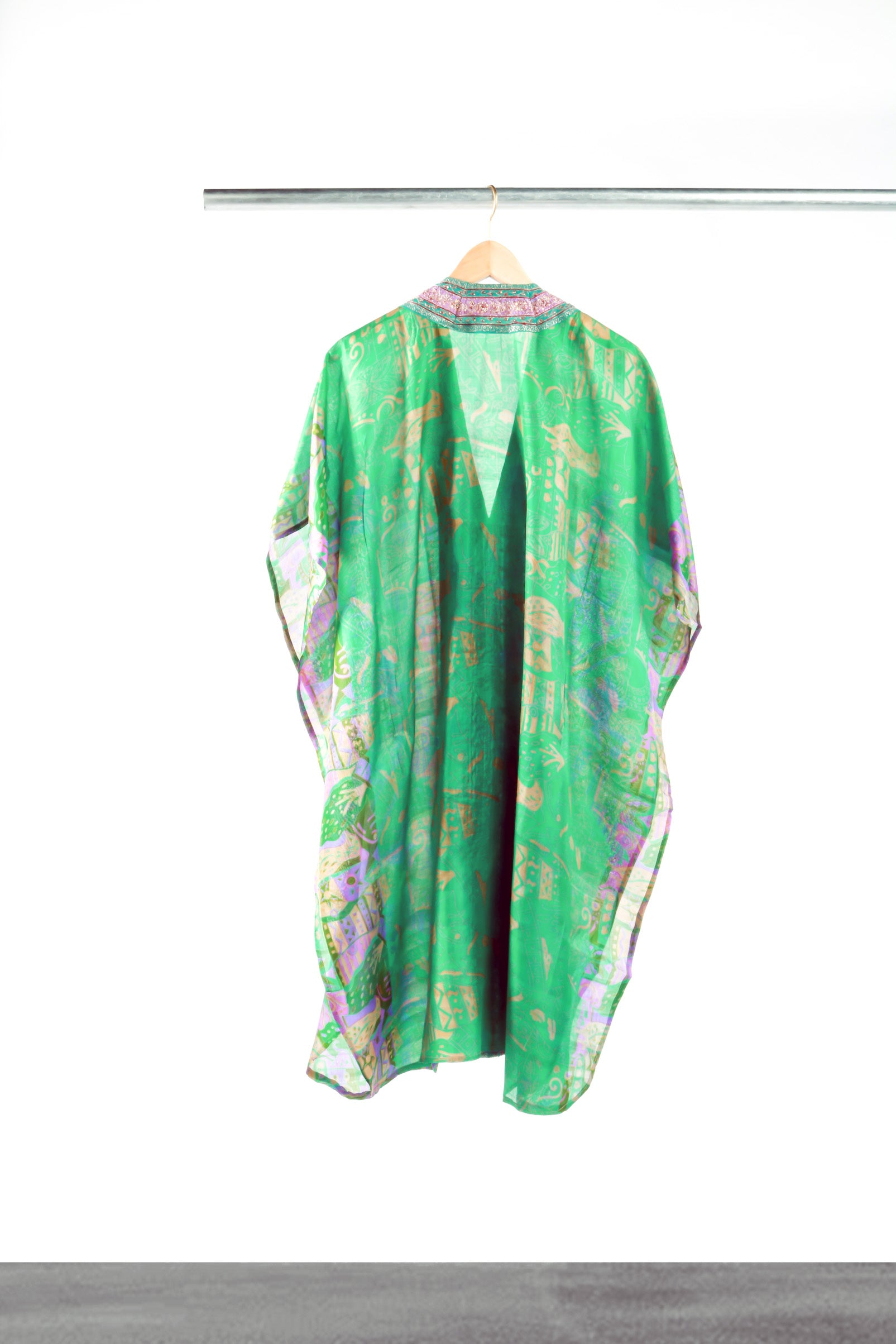 In the Jungle Mid-length Kaftan