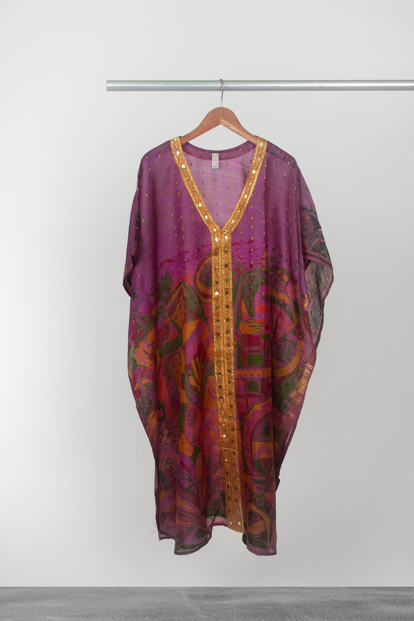 Majestic Egyptian Kaftan - La Lo La Clothing