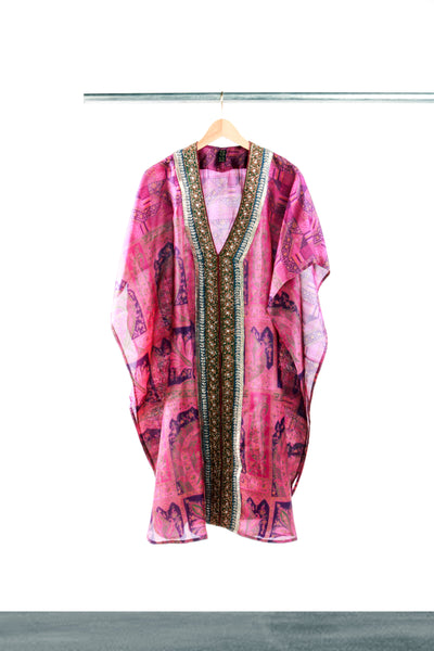 Ruby Love Mid-length Kaftan