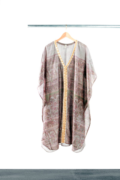 Soft Love Mid-length Kaftan
