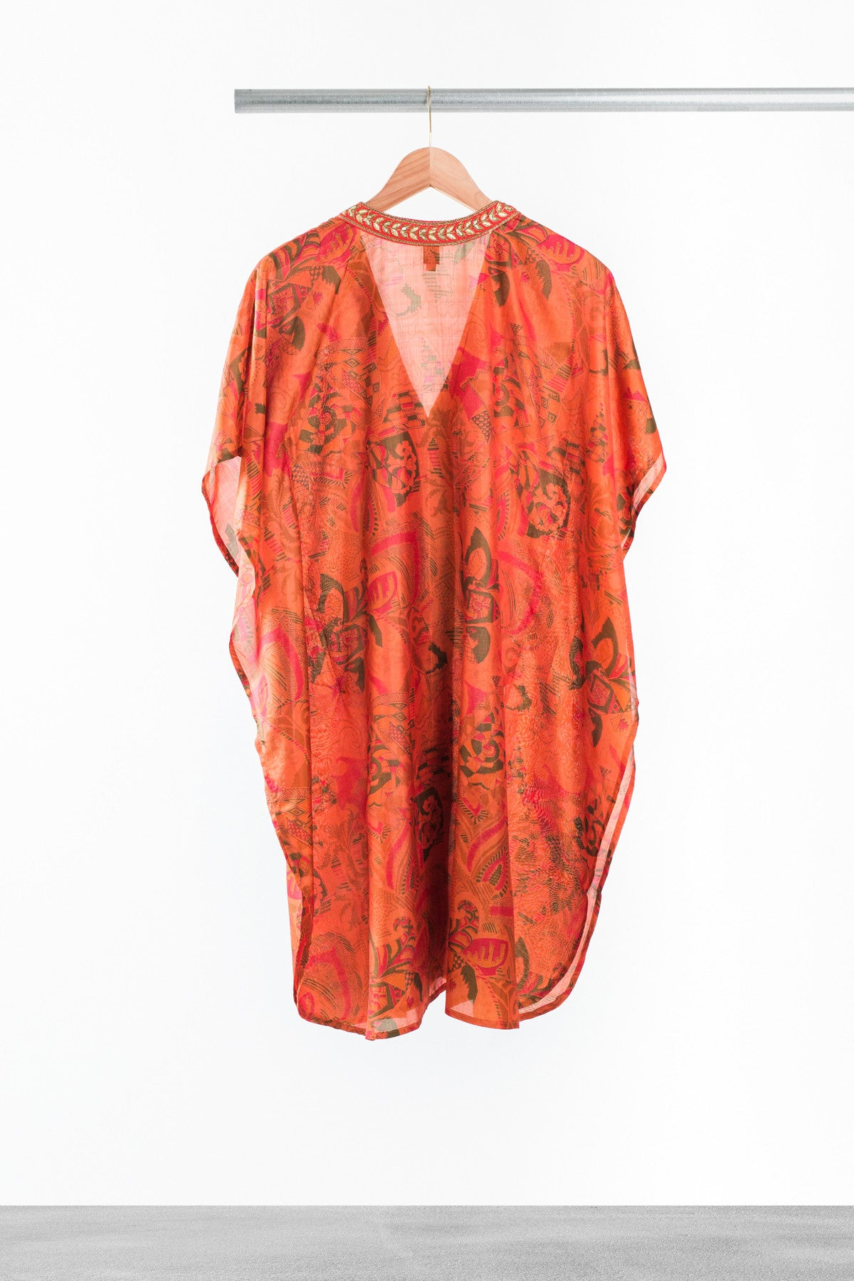 Tahitian Sunset Kaftan - La Lo La Clothing