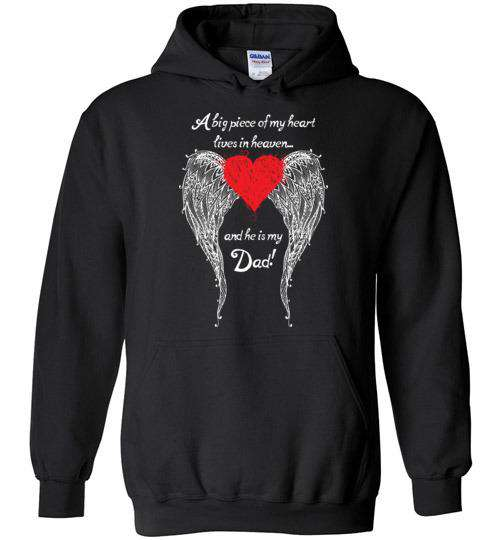 Dad Hoodie Front