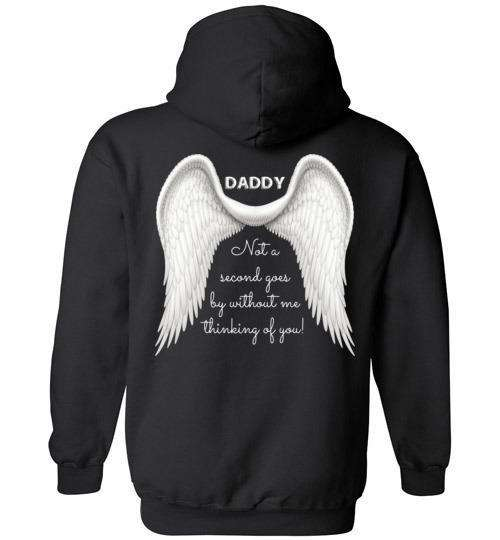 Daddy - Not A Second Goes By Hoodie